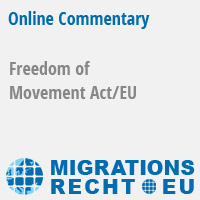 Freedom of Movement Act/EU